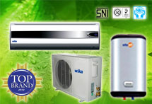 pemanas air WIKA Aircon Water Heater AWH 100