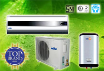 pemanas air WIKA Aircon Water Heater AWH 60