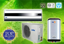 pemanas air WIKA Aircon Water Heater AWH 80