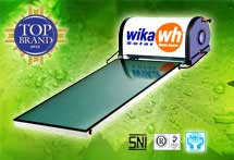 pemanas air WIKA Solar Water Heater Type T 150 LXC